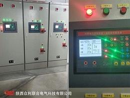 自带双电源的消防泵控制柜+机械应急启动柜:天水市天水幼儿园案例