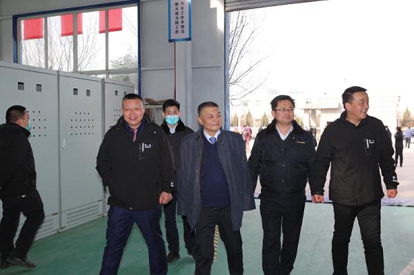 陕西建工安装集团电气科技有限公司揭牌成立6