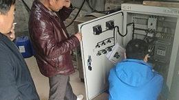 众利联合电气:天王村自来水厂用控制柜案例