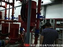 消防泵控制柜泵1泵2转换异常无法切换到高速运行什么原因?