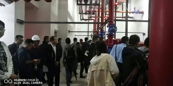 水木华苑消防泵