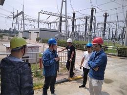 众利联合   三原池阳变电站消防巡检柜使用案例